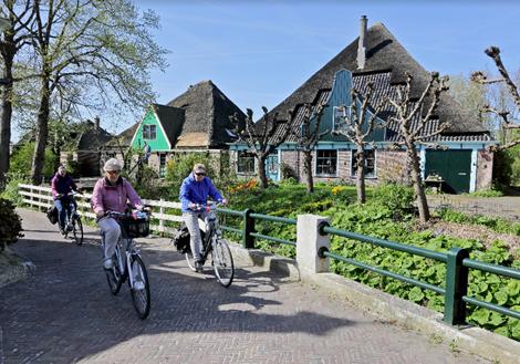 Na-inschrijving voor Fiets4Daagse Hoorn nog mogelijk - Naar verwachting gaan ruim duizend fietsliefhebbers genieten rondom Hoorn