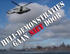 Spektakel KNRM reddingbootdag Enkhuizen, Andijk, Medemblik, Den Oever en Den Helder zonder helikopter