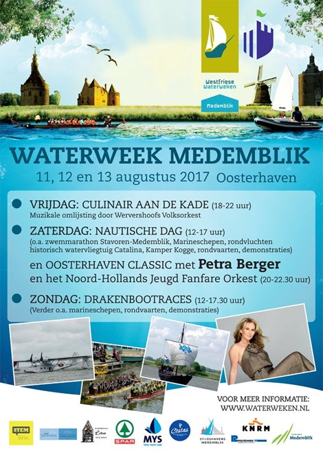 Westfriese Waterweken in Medemblik