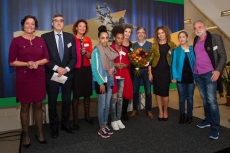 ESF aanmoedigingsprijs