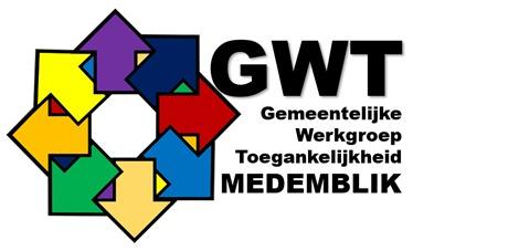 GWT Logo met naam