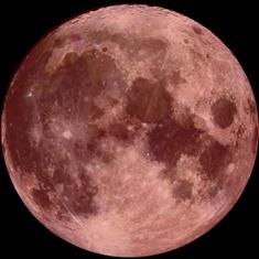 Vrijdag 27 juli om 22:22 uur: Bloedmaan door maansverduistering