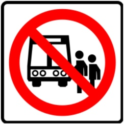 Staking openbaar vervoer