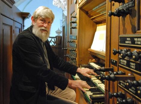 Orgelconcert Dirk Out in NH kerk Venhuizen | Pels & Van Leeuwen orgel in de Hervormde kerk te Venhuizen