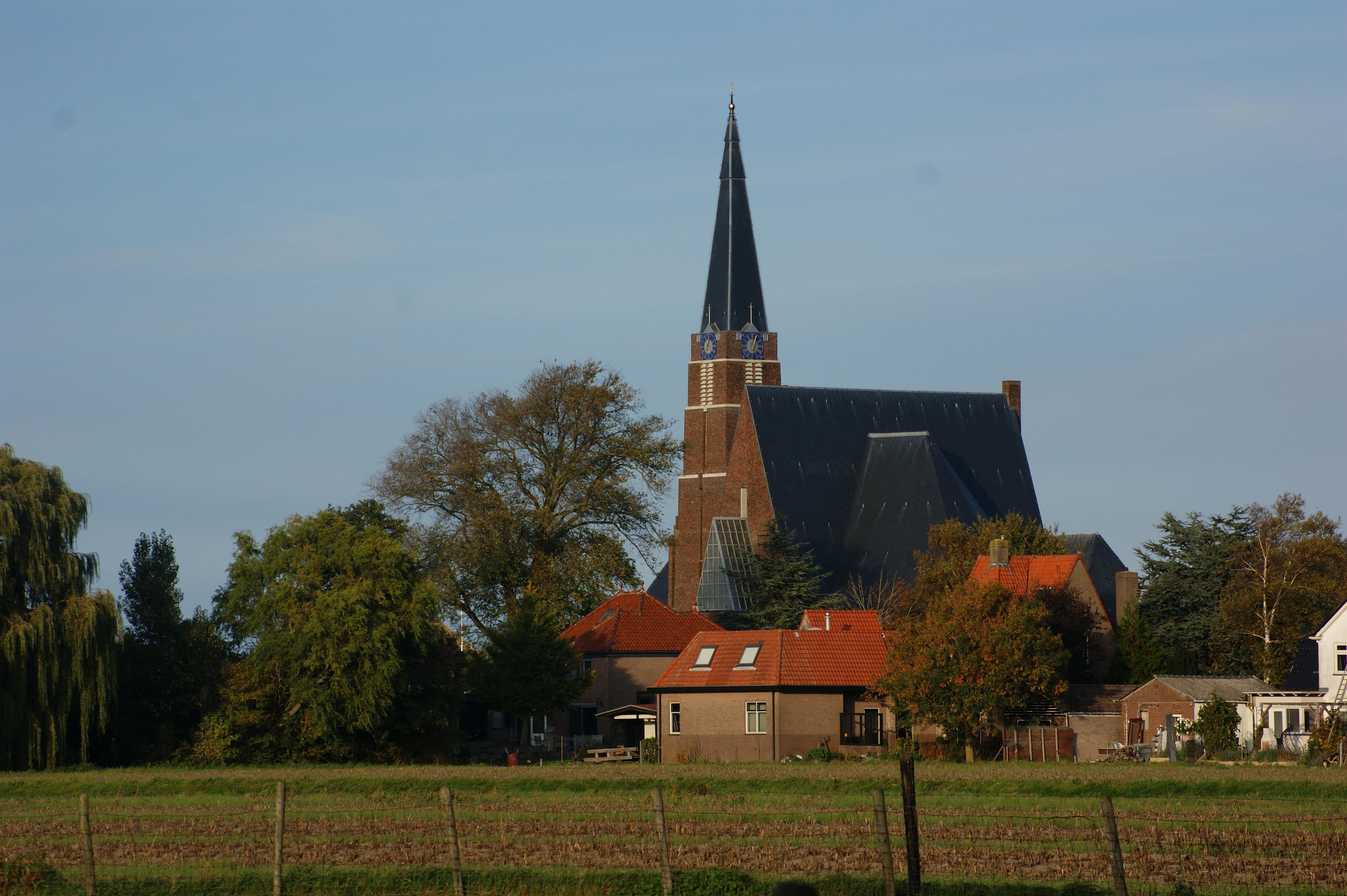 Kerkdiensten rondom Pasen | Gereformeerde kerk van Andijk - foto (c) CAPAND