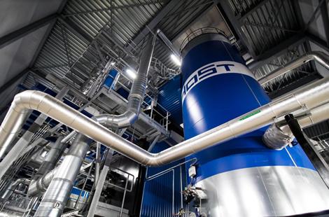 HoSt levert hernieuwbare warmte aan glastuinbouwbedrijven Het Grootslag in Andijk