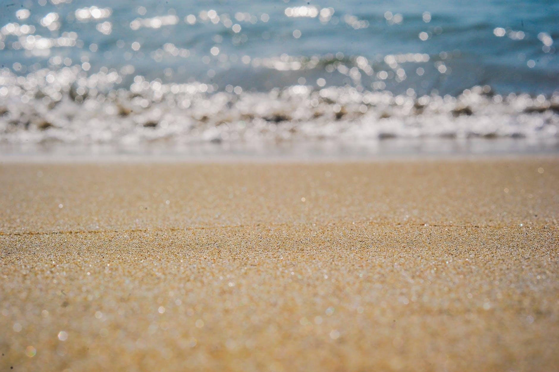Uitnodiging strandwandeling