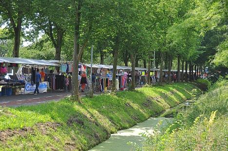 Rondje Venhuizen met gezellige markt op zondag 23 juni