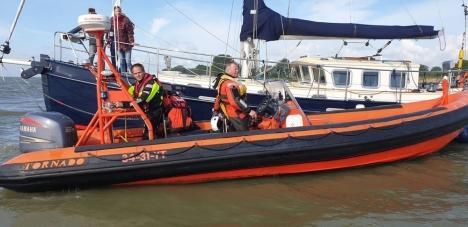 Pinksterzeiltocht Markermeer-IJsselmeer valt in het water