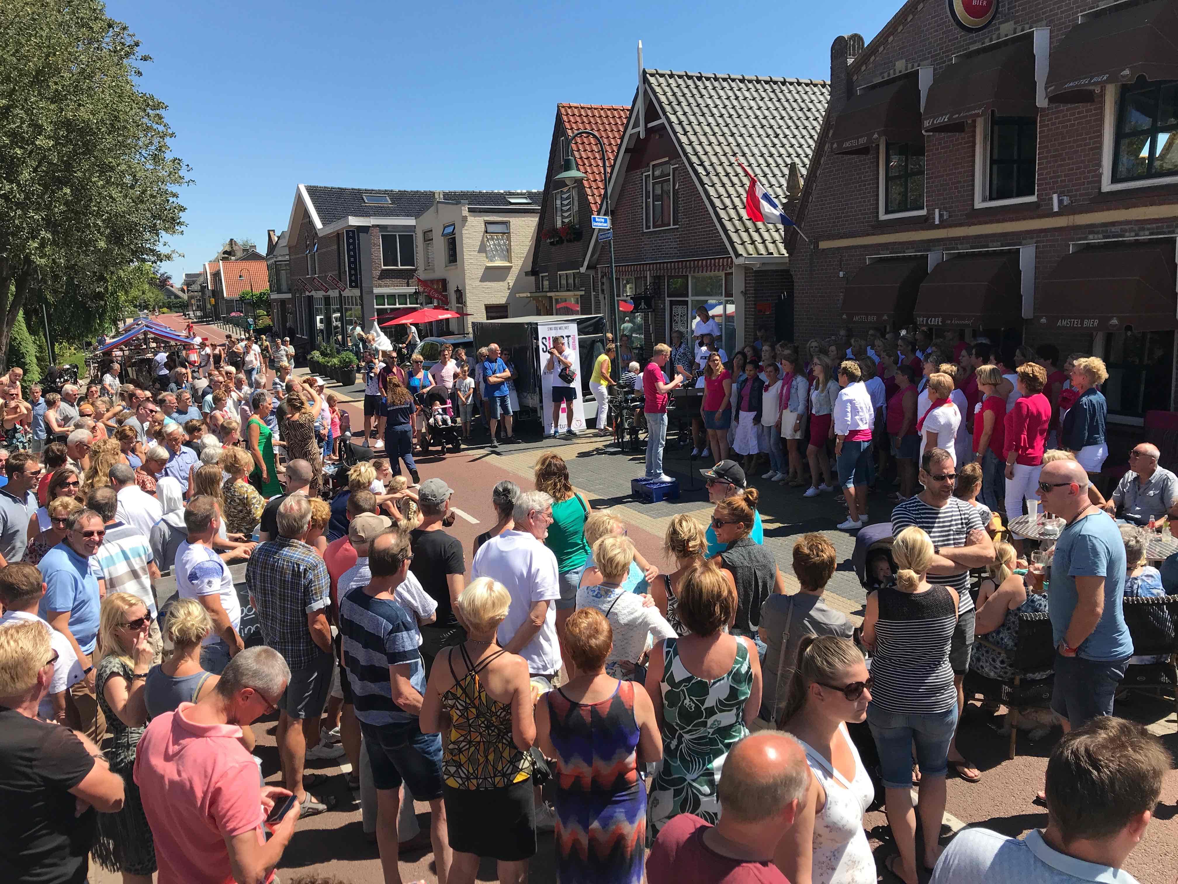Zomerfestijn in Wervershoof op 30 juni