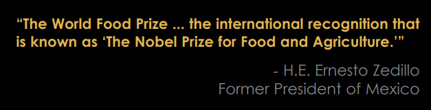 Enkhuizer Simon N. Groot - zaadveredelaar wint 2019 World Food Prize #FoodPrize19  | Mike Pompeo | Simon N. Groot | East-West Seed Enkhuizen | Kenneth Quinn | Henne Schuwer, ambassadeur in de VS