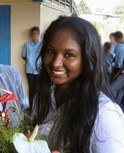 Opsporing verzocht: 23-jarige studente Sumanta Bansi