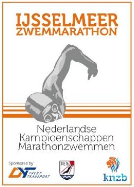 Gouden jubileum IJsselmeer zwemmarathon Stavoren-Medemblik