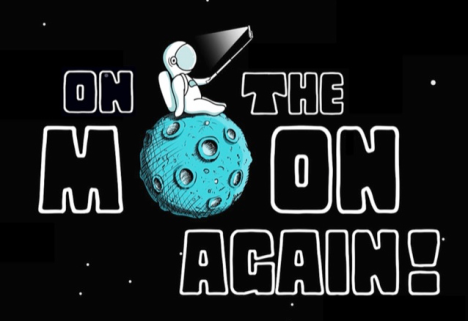 Publieke Openstelling vrijdag 12 juli: Project 'On the moon again'