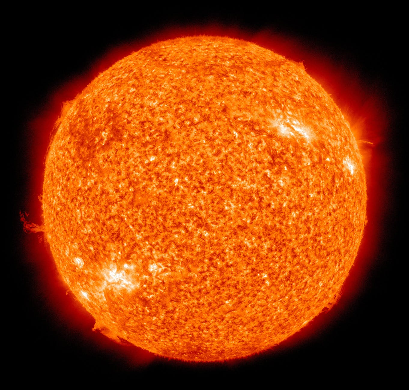 KNMI: Code Oranje - Aanhoudende extreme hitte