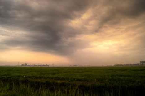 Stormschade in de regio - Oosterhavenconcert naar zondag verplaatst