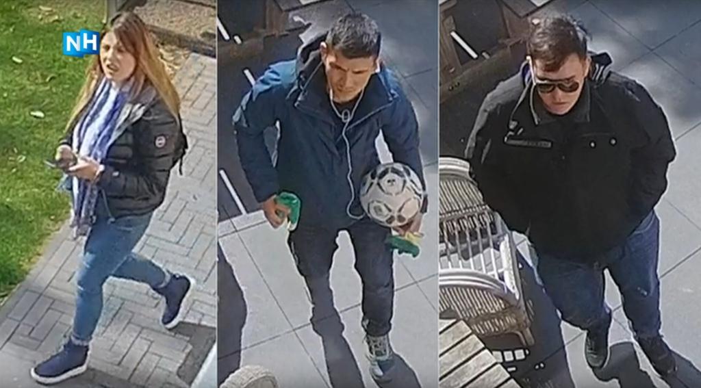 Opsporing Verzocht: Inbrekers Middenmeer - Wassenaar haarscherp in beeld - getuigenoproep | Hennepteam slaat toe