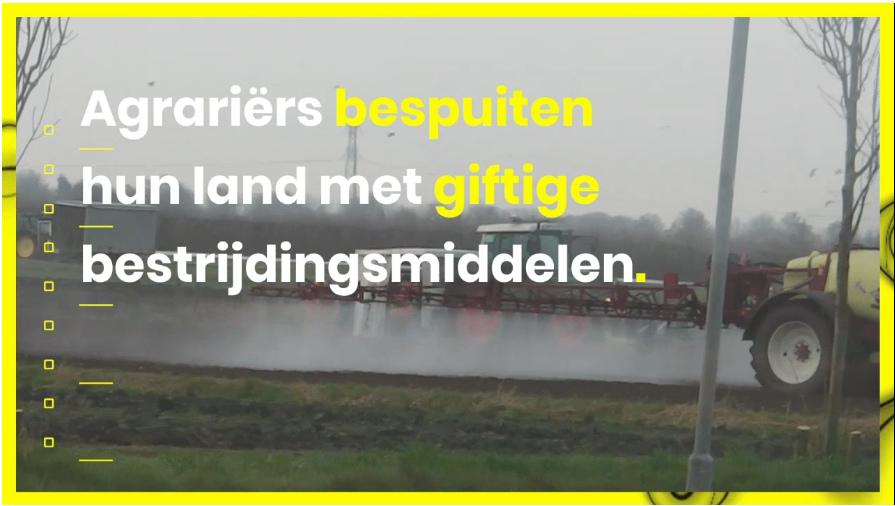 Zembla: Medewerkers onbeschermd blootgesteld aan landbouwgif in West-Friesland