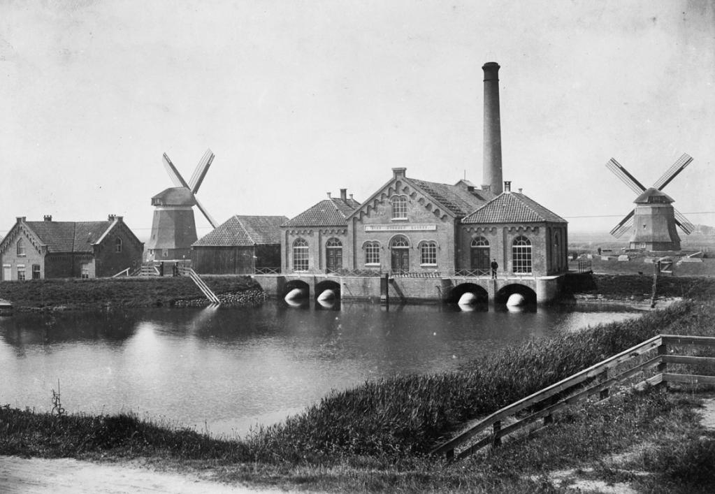 """Monumentenweekend: """"Pompen voor de polder"""""""