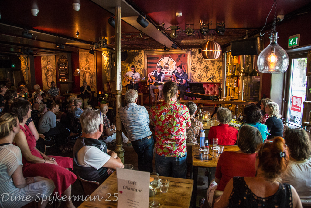 Café Chantant in Café JP Coen