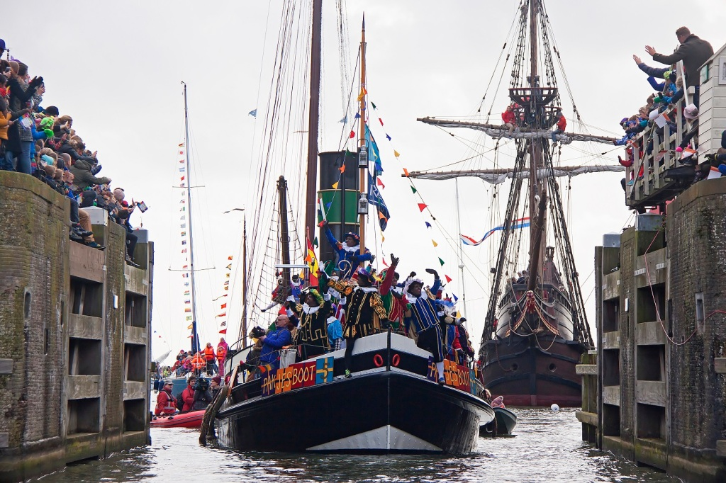 16 november: Intocht Sint & Piet in Hoorn
