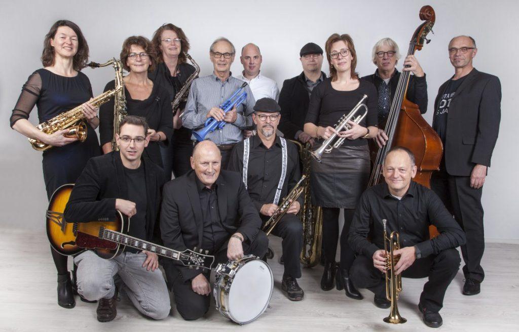 Dansmiddag met The L-Star Big Band in de Oosterkerk te Hoorn op zondag 1 december