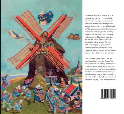 """Boekpresentatie: """"Als ik teken ben ik op reis"""" - Jaap Oudes en zijn fantasievolle kijk op de wereld"""