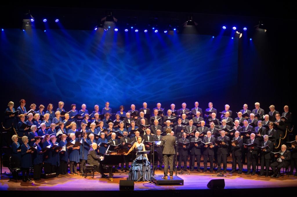 29 maart: Westfries Mannenkoor en gemengd koor Daniël de Lange treden op in Venhuizen