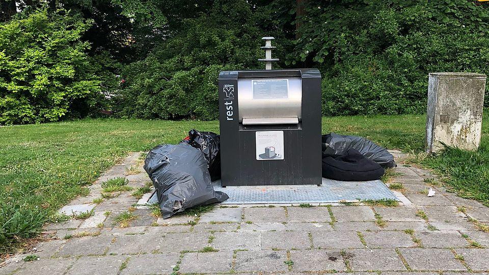De gemeente kan sinds 1 januari een boete opleggen als u uw afval verkeerd aanbiedt.
