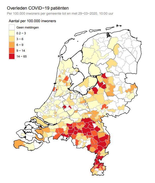 #Corona West-Friesland: Aantal COVID19-patiënten in Medemblik stijgt fors - Stede Broec bovenaan met de meeste gevallen per 100K