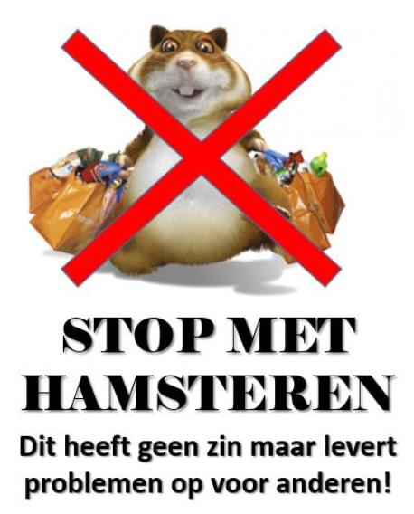Voedselbank Groningen op 'dramatische' zaterdag: stop met hamsteren - Coronavirus: Buurtbus 438 stopt - Koggenland op de lijst van COVID19-patiënten in Nederland | En ander #coronavirus-nieuws
