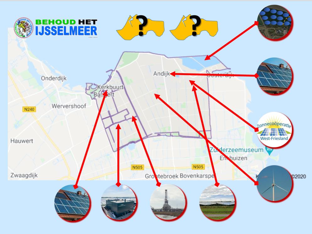 """Honderden brieven aan ondertekenaars petitie """"Behoud Het IJsselmeer!"""""""