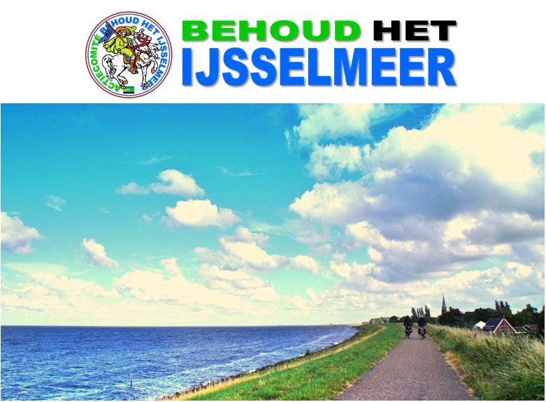IJsselmeer, Westfriese Omringdijk en Andijk