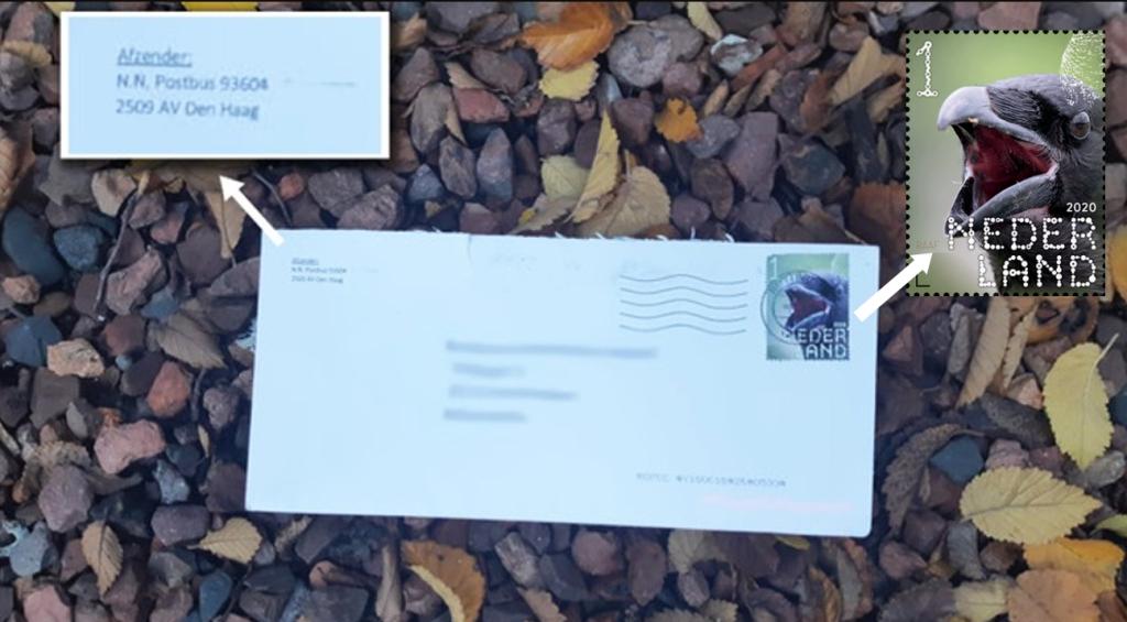 Politie op zoek naar tips afzender poederbrieven