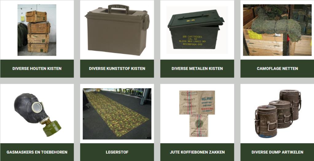 Zoek jij Sinterklaascadeautjes? Bezoek dan Douwe's Dump  Online met circa 16.000 artikelen!