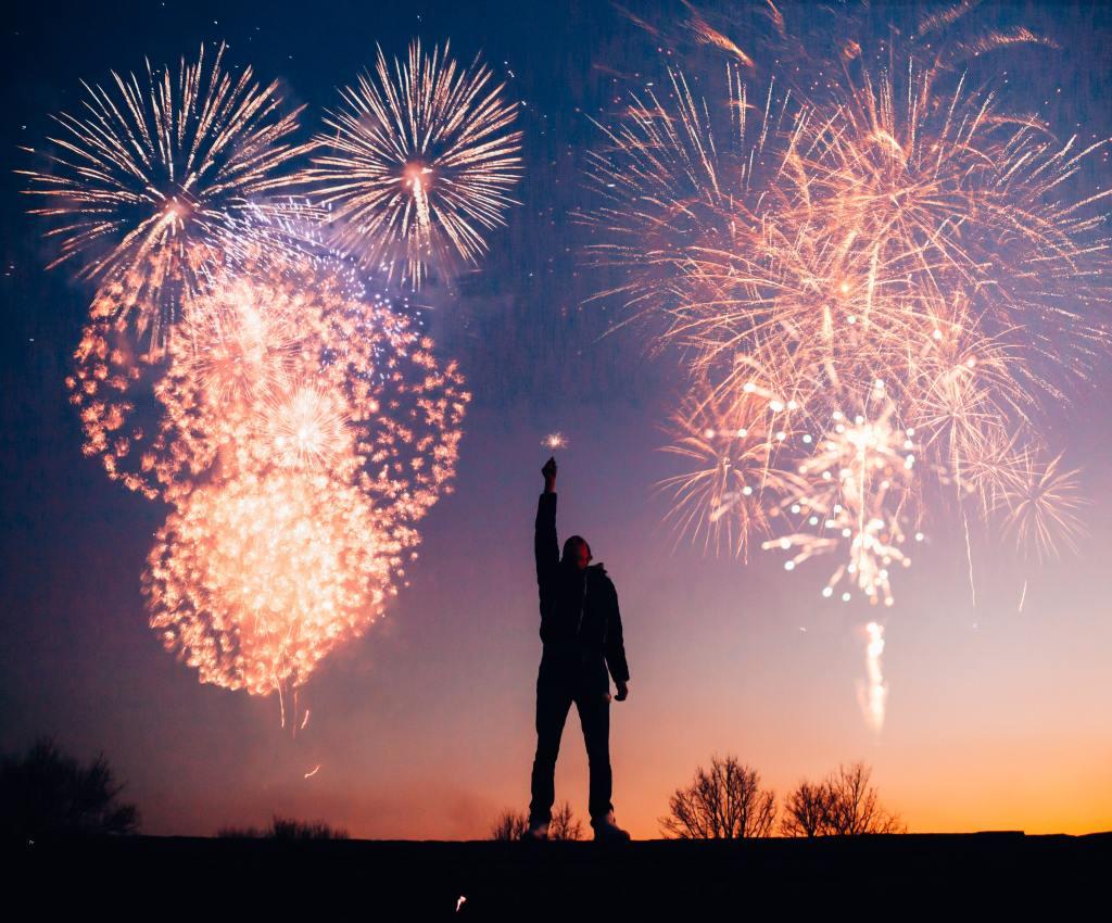 Wat zijn de straffen voor verboden vuurwerk?
