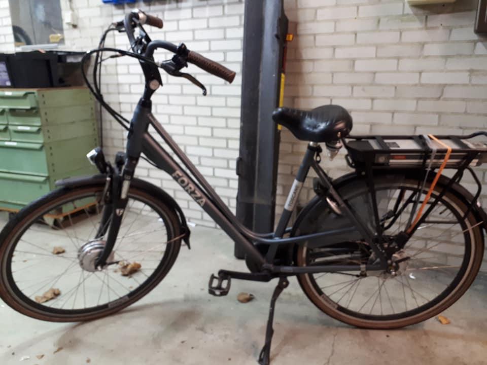 Politie zoekt de eigenaar van deze fiets