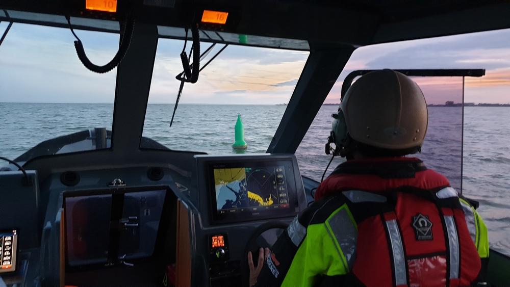 Nieuwe reddingboot De Arend vanaf nu inzetbaar voor reddingstation Wijdenes