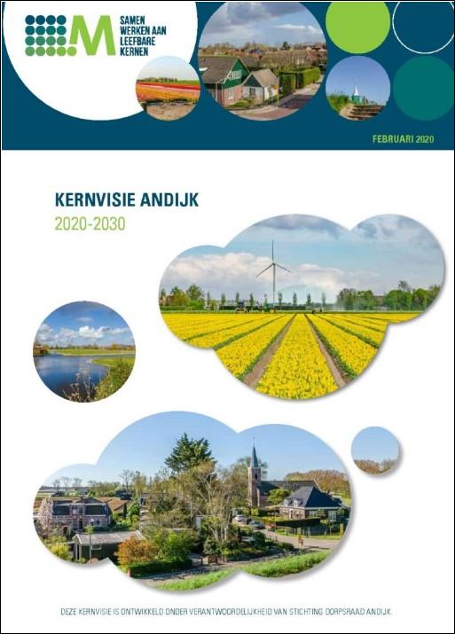 Donderdag 18 maart: Presentatie Kernvisie Andijk 2020-2030