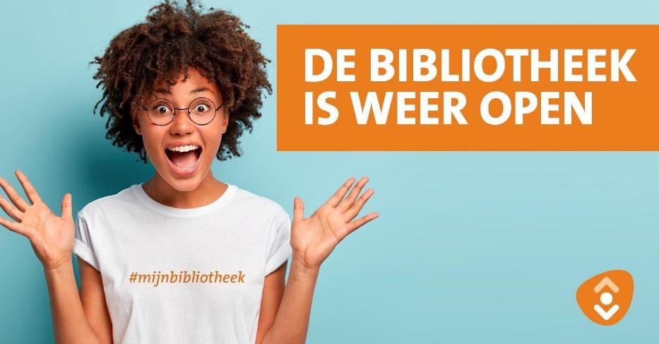 Westfriese bibliotheken weer open