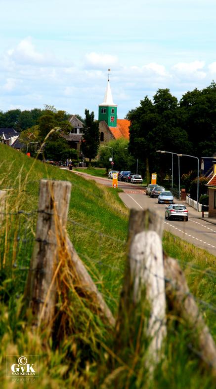 Ontdek de Westfriese Omringdijk met een app - Foto © G. van Keulen