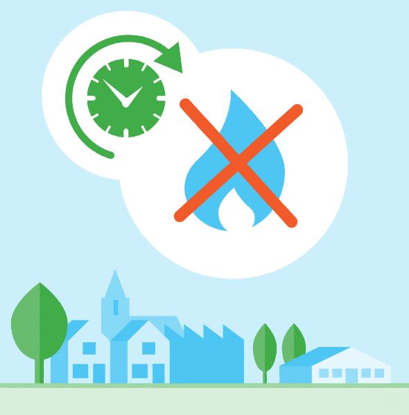 Denk mee over het aardgasvrij maken van uw wijk