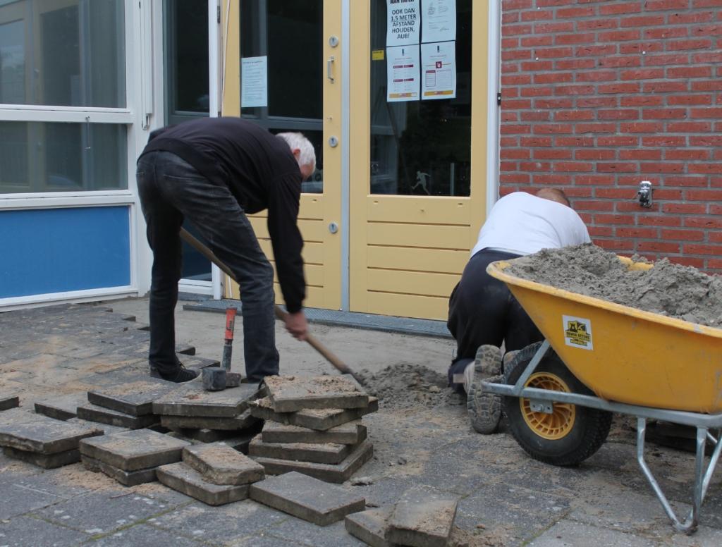VAN ETTEN maakt The Future / Huiskamer van Andijk rolstoeltoegankelijk!